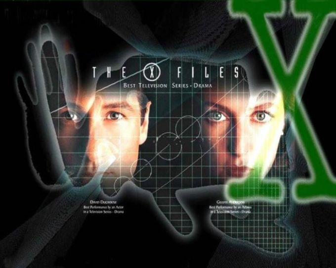 Xfiles Screensaver