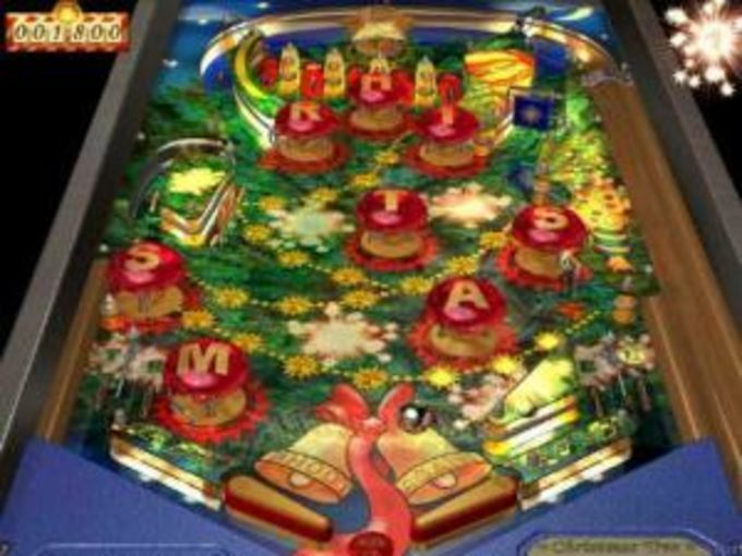 WildSnake Pinball: Christmas Tree