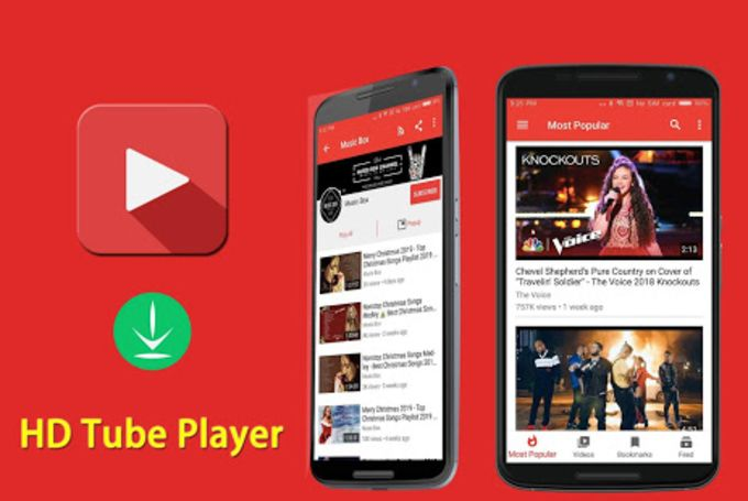 HD Tube Player  Play Tube  Video Tube