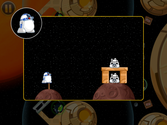 angry birds star wars pour windows phone t l charger. Black Bedroom Furniture Sets. Home Design Ideas
