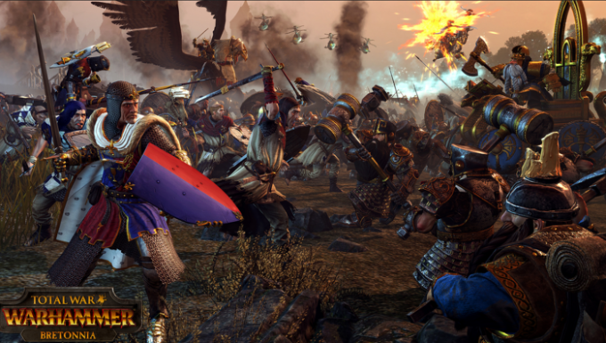 Total War: Warhammer – Bretonnia