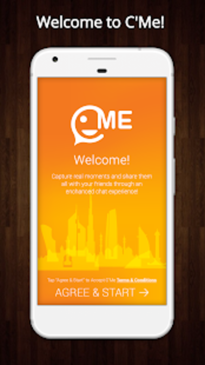 CMe - Voice  Video Calls