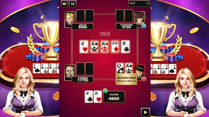 777 texas poker app iphone