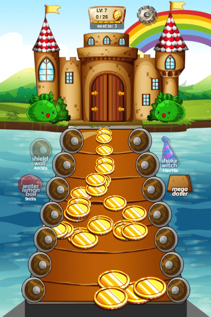 Coin Dozer - Kingdom Castle