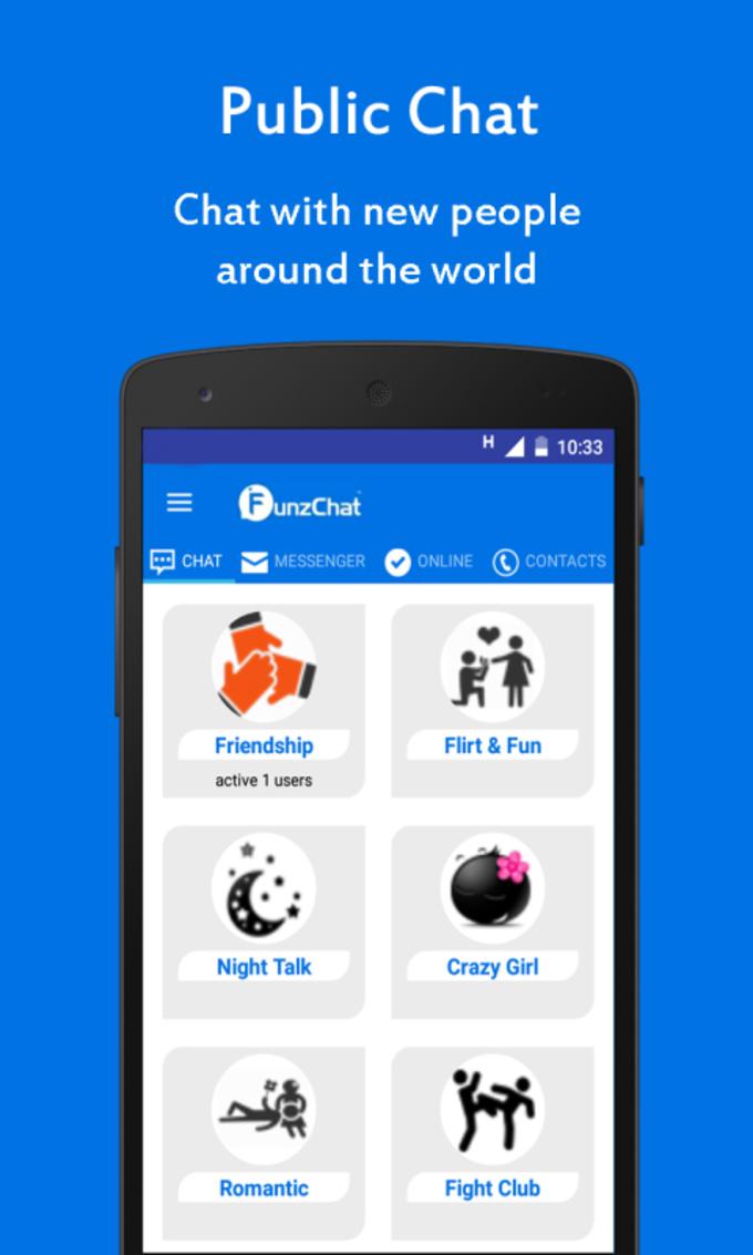 FunzChat Messenger