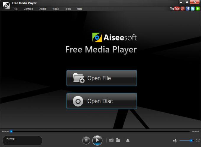 Free Media Player