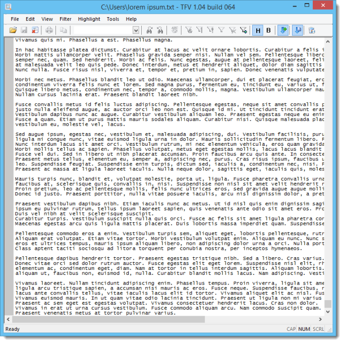 Text File Viewer