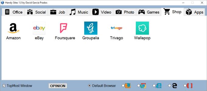 Handy Sites