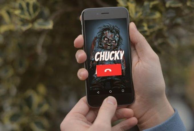 Fake Chucky Killer Call