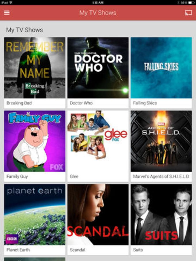 Google Play Filmes & TV