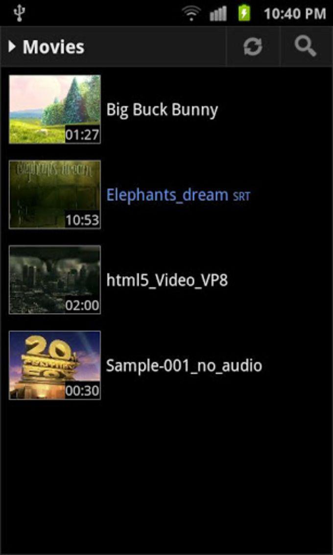 MX Player Códec (ARMv7 NEON)