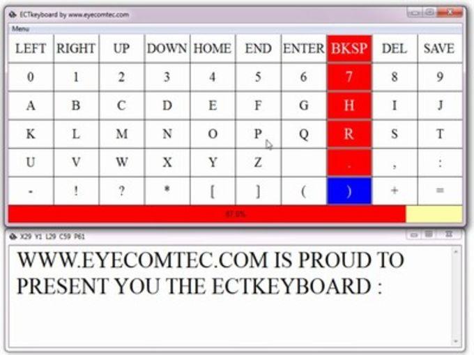ECTkeyboard