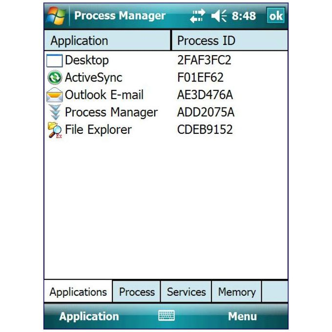 ProcessManager