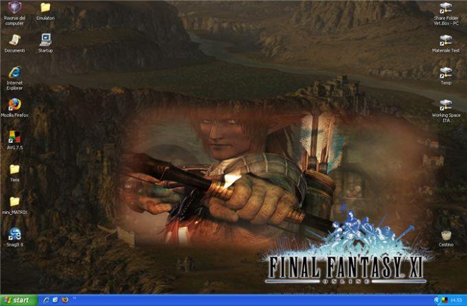 Microsoft Final Fantasy XI Theme