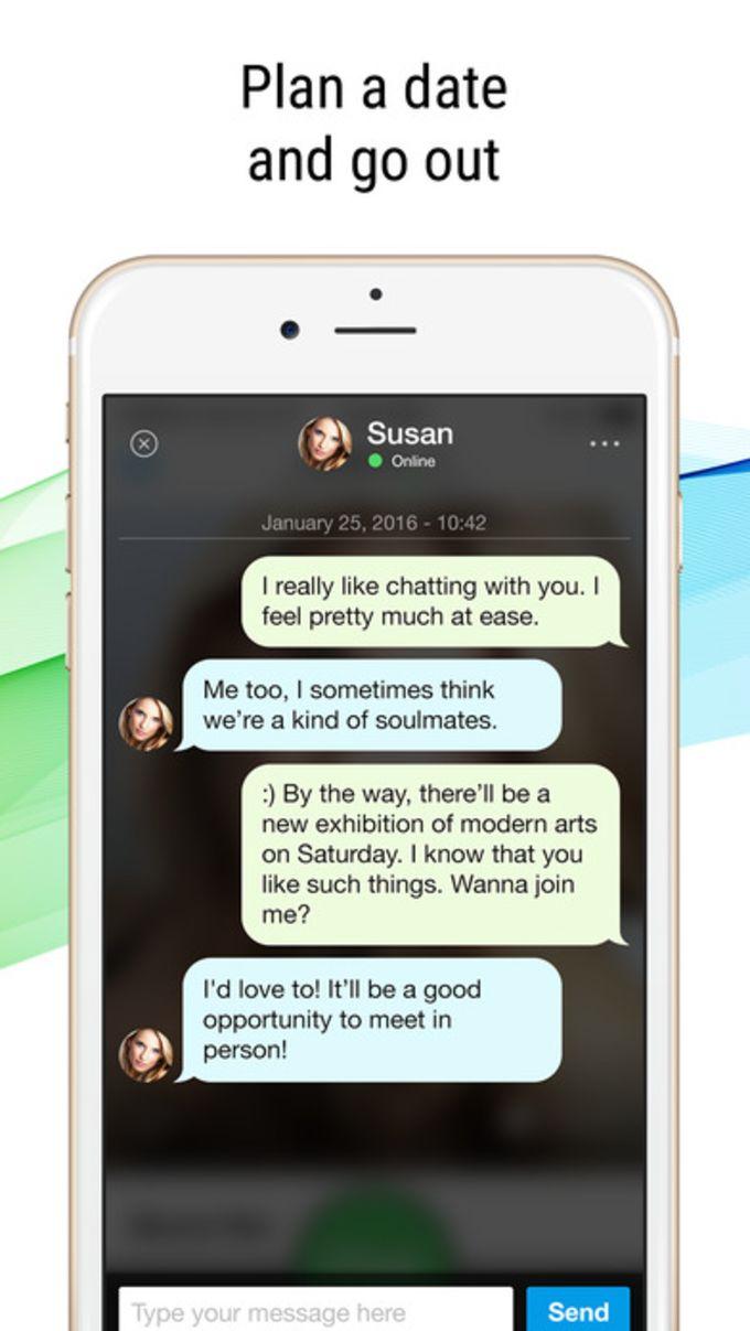 Meetville - Meet New People. Online Dating App