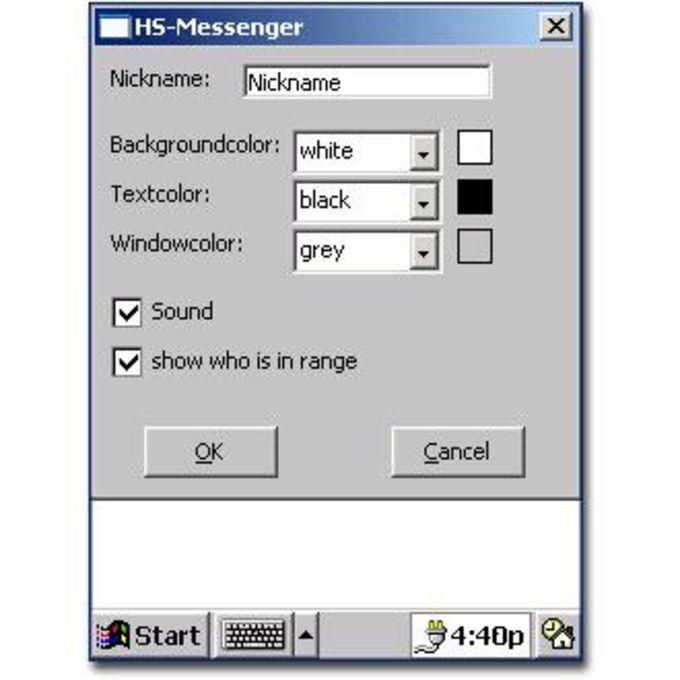 HS-Messenger