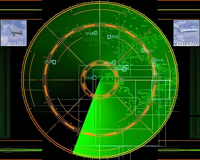 Radar Screensaver