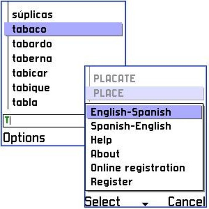 ECTACO English-Spanish Partner Dictionary
