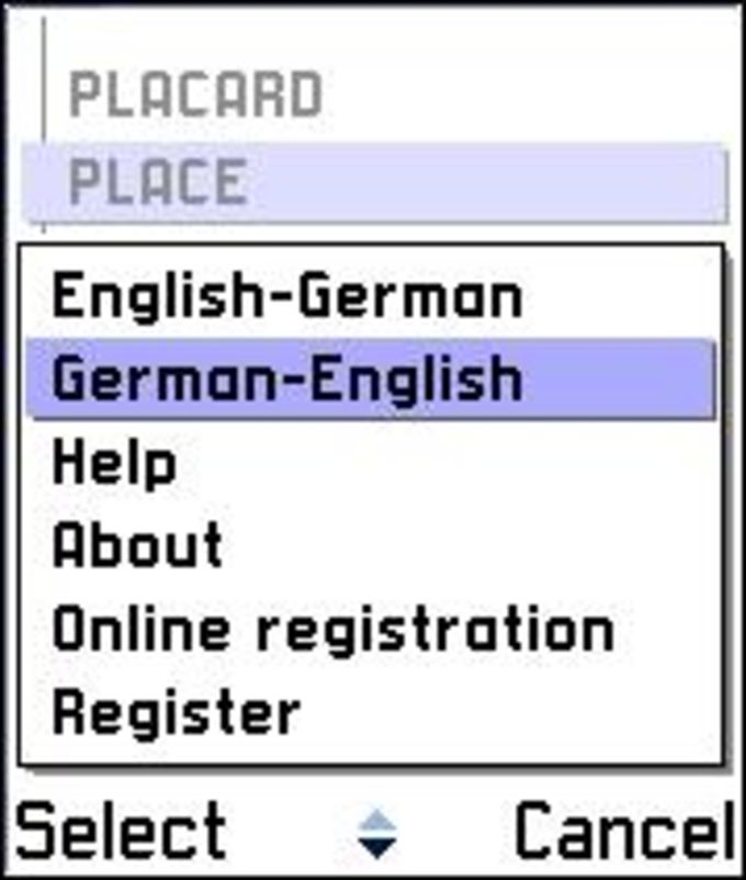 Ectaco Dictionary English-German