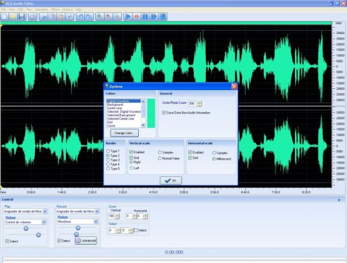 ALO Audio Editor