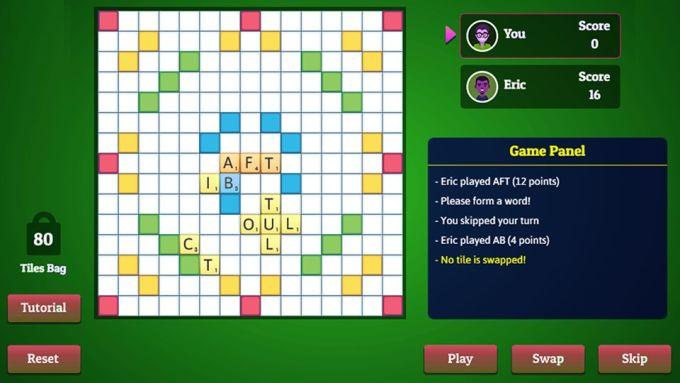 Words Scrabble Friends