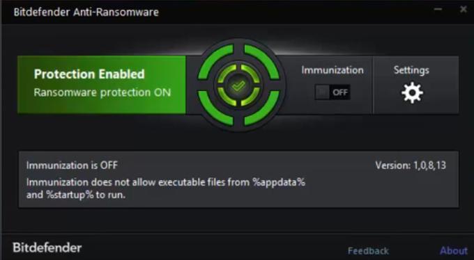 Bitdefender Anti-Ransomware Tool
