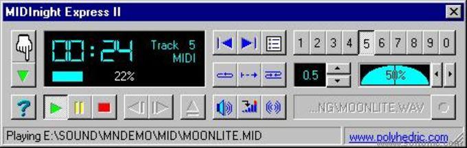 MIDInight Express