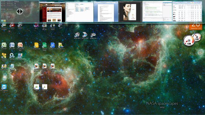 DAC Virtual Desktop Manager and Extender