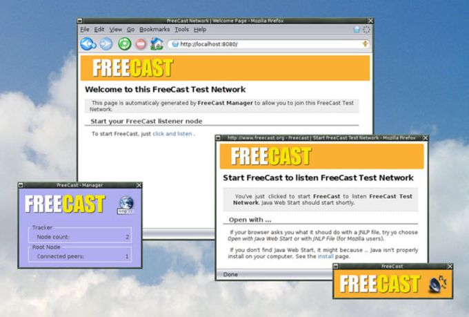 FreeCast