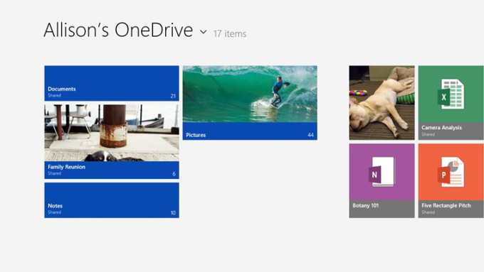 OneDrive for Windows 10