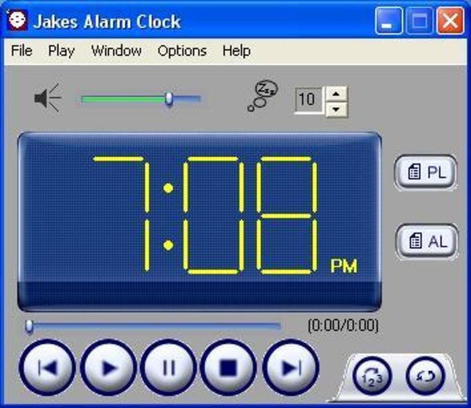 Jake's Alarm Clock