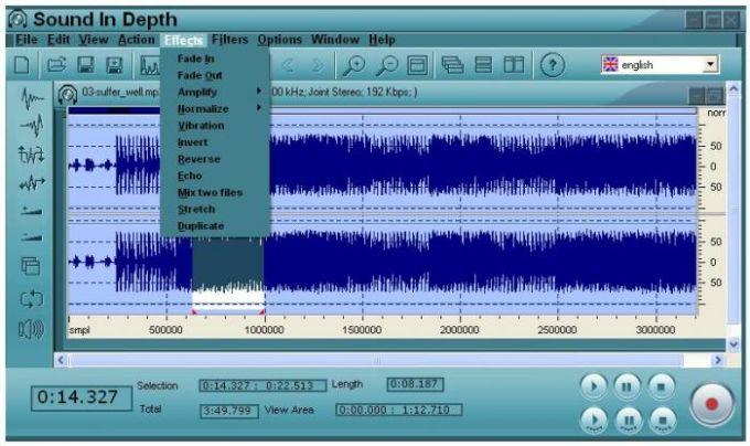 Free Sound InDepth