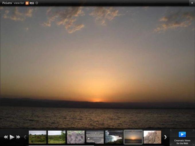 Cooliris (ex PicLens) pour Firefox 2