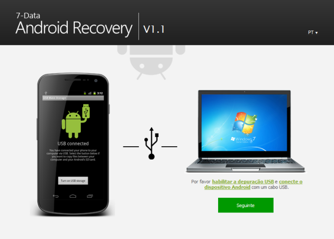 7-Data Android Recovery