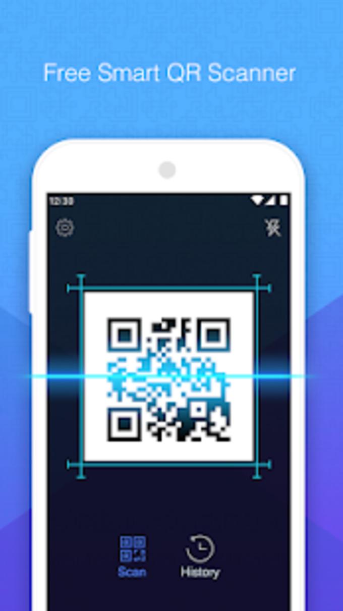 Smart Scan  QR  Barcode Scanner Free
