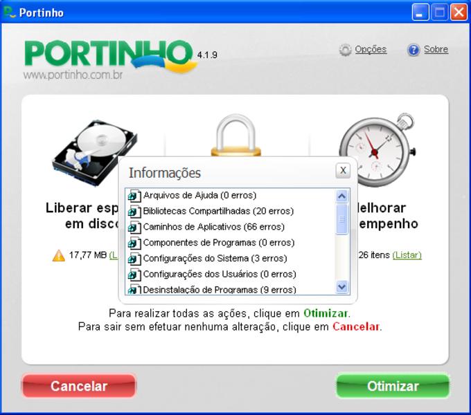 Portinho Portátil