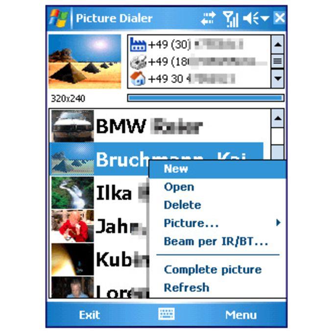 Kai's Picture Dialer .Net