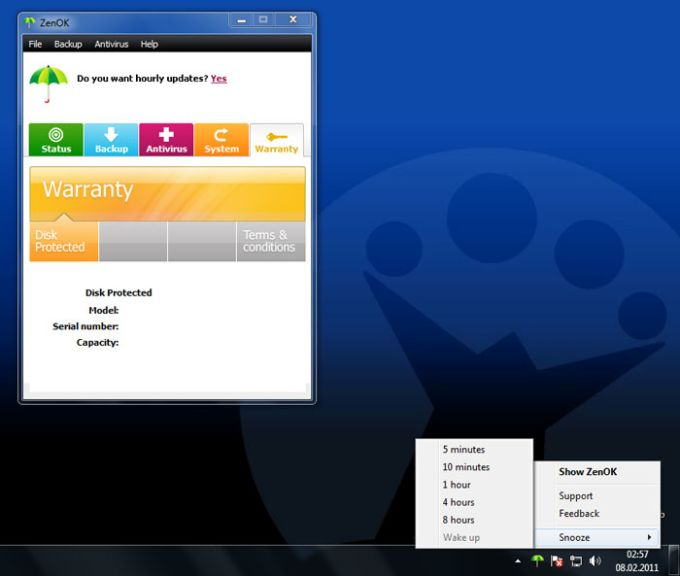 ZenOK Free Antivirus