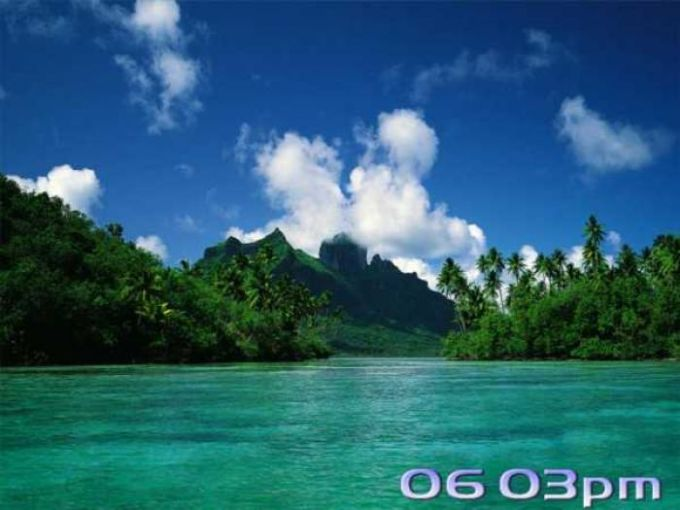 dArt Tropical Islands