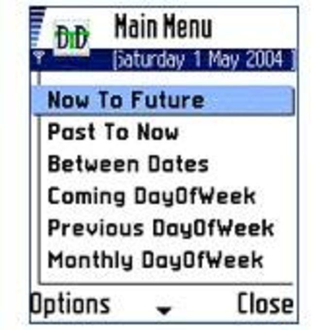DaysToDay