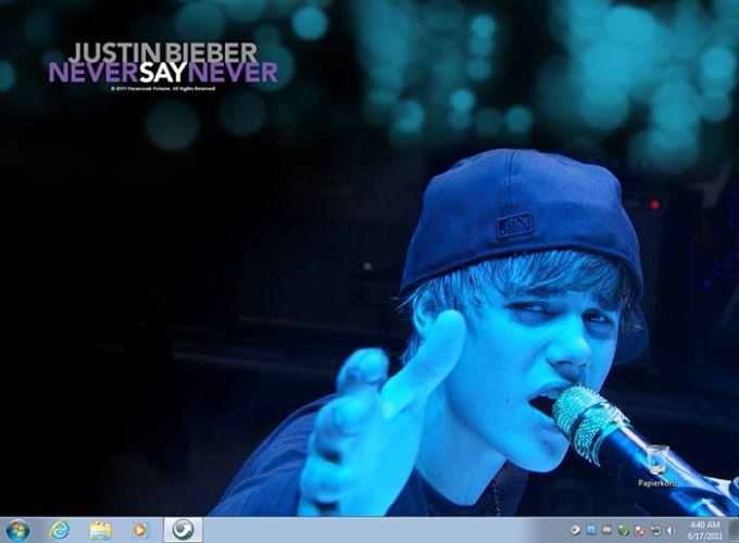 Tema Justin Bieber: Never Say Never