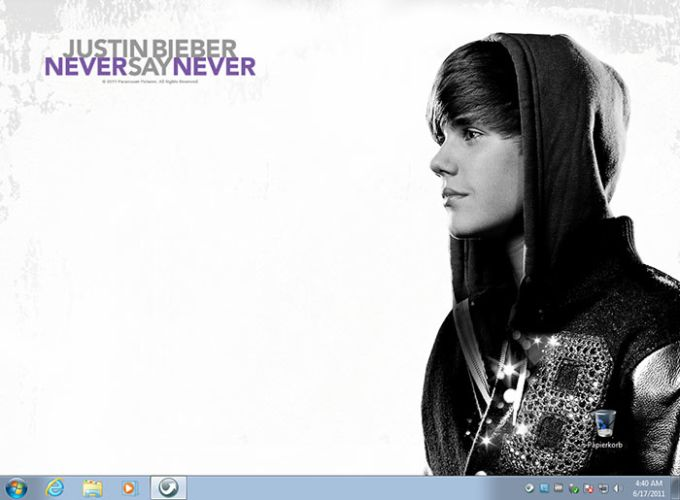 Justin Bieber: Never Say Never Theme