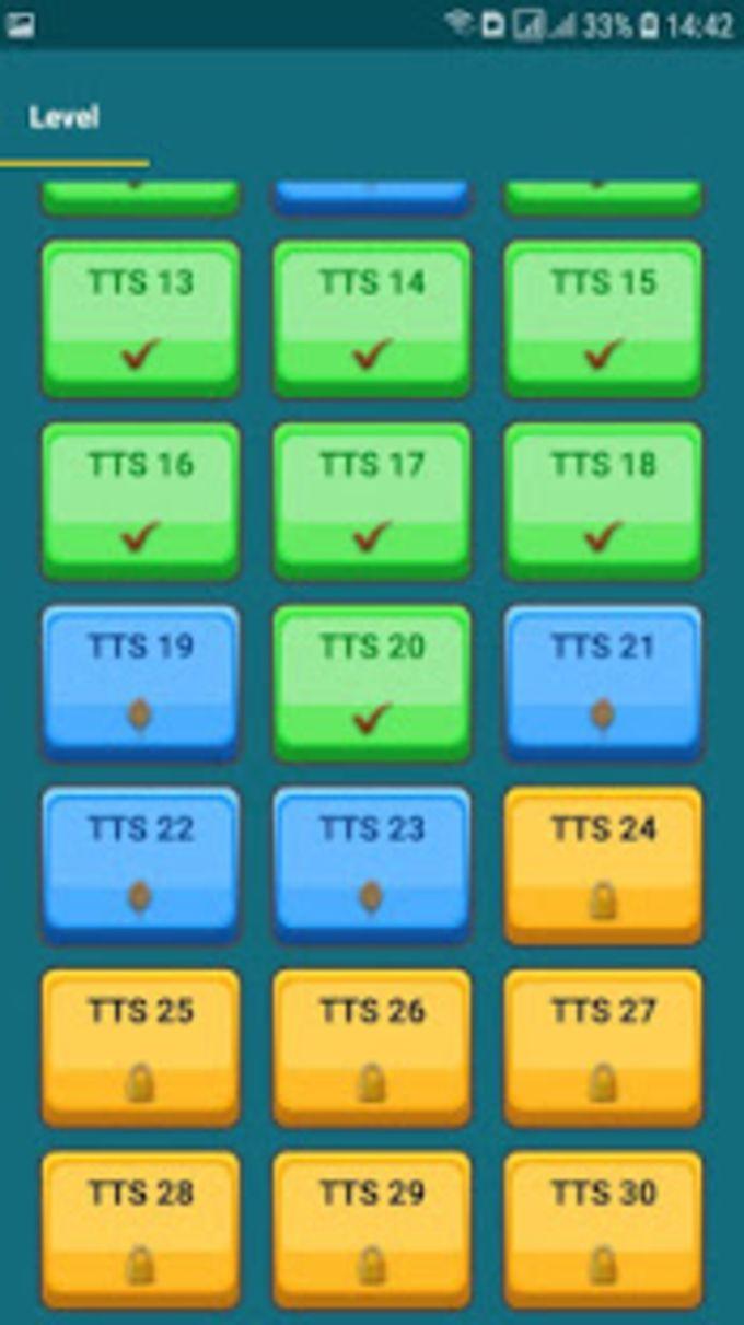 TTS Asli - Teka Teki Silang Pintar 2020 Offline