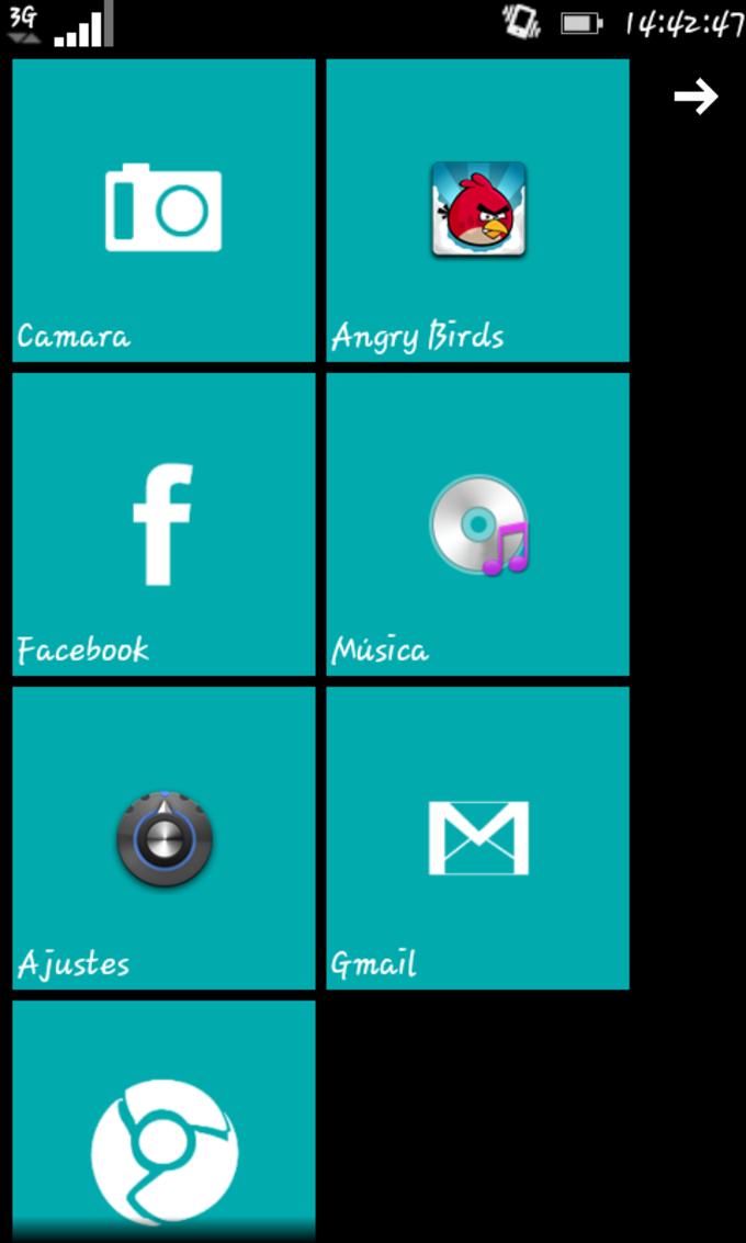 Metro UI