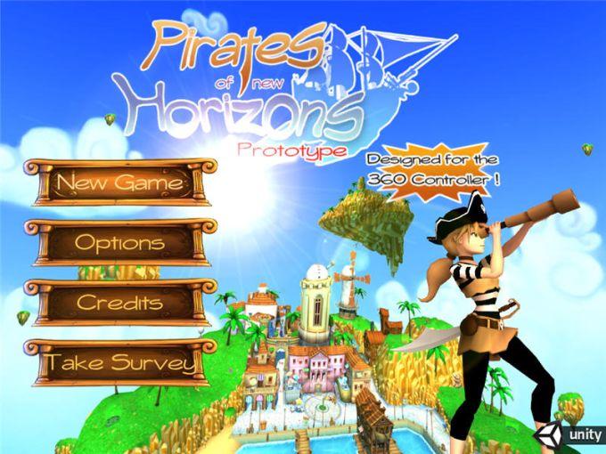 Pirates of New Horizons