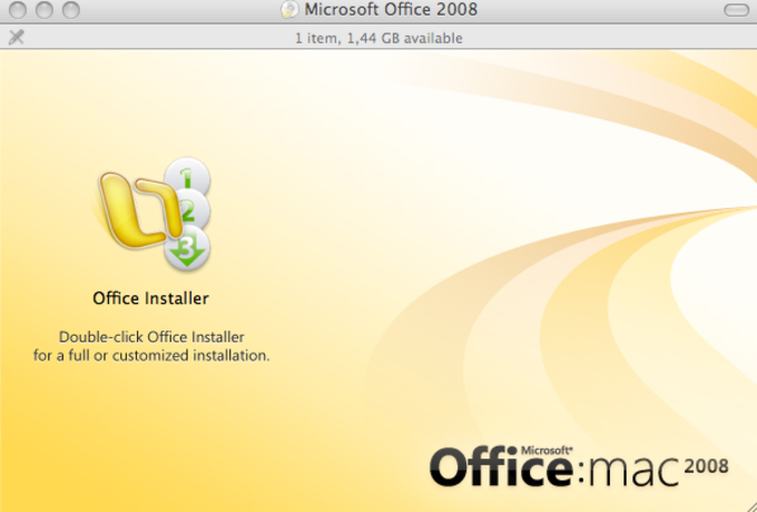 Microsoft Office 2008 Update