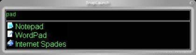 SnapLaunch