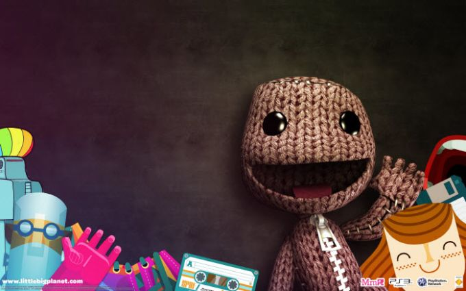 Little Big Planet 2 Wallpaper