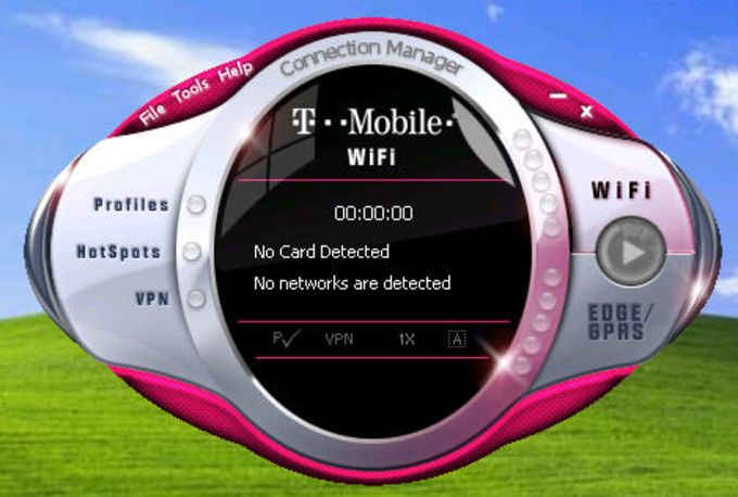 T-Mobile Connection Manager