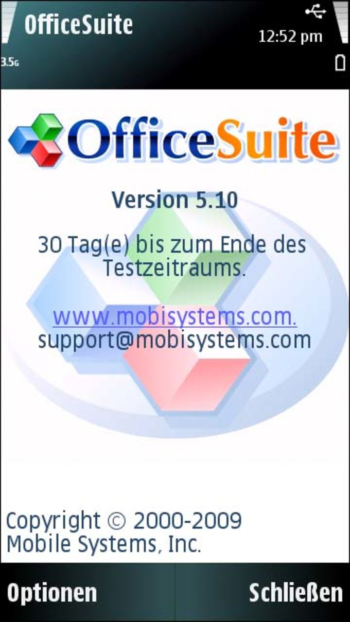 MobiSystems OfficeSuite